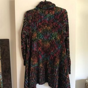 Sweaters - Amazing Colorful Poncho